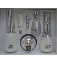 SU:M37 美白豪華爽膚水乳液精華面霜套裝  無添加 孕婦敏感可用美白產品