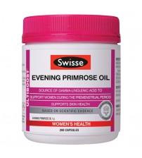 澳洲 Swisse 月見草油膠囊 調節內分泌延緩女性衰老 200粒