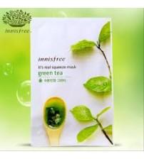 INNISFREE 鮮榨面膜 蘆薈 蜂蜜 綠茶可選 (每片)