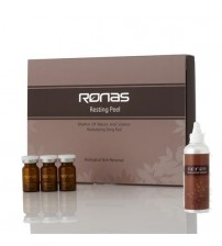 RONAS Resting Peel Powder 海藻矽針 1.3g*10 連200ML修復液
