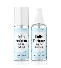 Karadium  Daily Perfume Body Mist 身體潤膚淡香水 # White Musk  經典白麝香