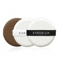 Karadium REAL PUFF 高質氣墊粉樸 #01 Black