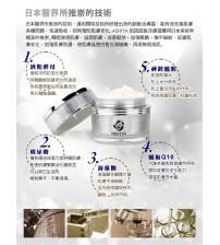 ASHIYA  肌因超級復活膚霜 NO.1 酵母再生素 修補凹洞毛孔 改善鬆馳皺紋