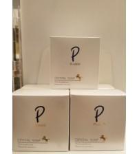 Plamid crystal soap 深度去黃美白皂 90g