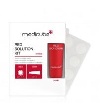 Medicube Red Solution Kit 修復組合套裝  (遮瑕液+暗瘡貼)