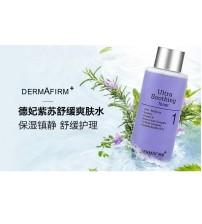 Dermafirm ultra soothing toner 紫蘇抗敏保濕爽膚水