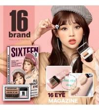 16 Brand  雙色漸層眼影 # 1 EVERYDAY 現貨