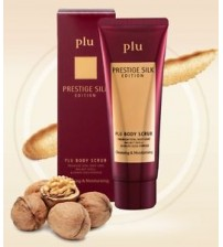 Plu Body Scrub Prestige Silk Edition 美白身體磨沙膏