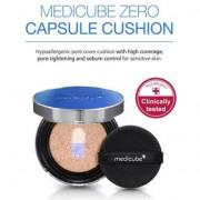 Medicube Zero Capsule Cushion 膠囊收毛孔氣墊粉底 (藍盒)