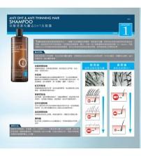 Dr.Solution's 深層清潔毛囊去DHT 洗髮露 500ML