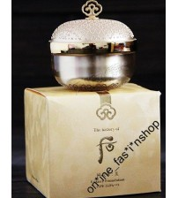 The History of Whoo (后) 拱辰享奢華持久防曬粉底霜 Luxury foundation SPF25/PA++ 35ML #1亮白