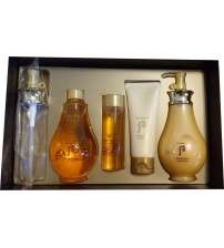 The History of Whoo (后) SPA OIL SHOWER MOISTURIZER SPECIAL SET 宮廷皇后精油沐浴露/身體潤膚露